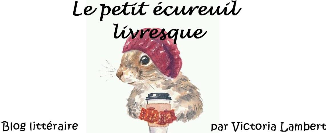 Le petit écureuil livresque
