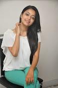 Janani Iyer Photos at Bhadram Success meet-thumbnail-10