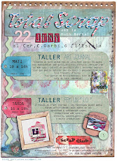 Prximos talleres en el Scrap Club de l&#39;Escala:
