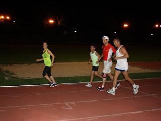 ZUMBA en segovia Girathon solidario 24h corriendo junto a David Mora _2