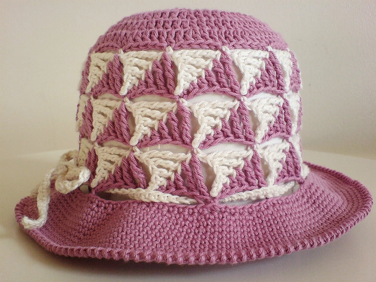 Site Crochet : Crochet Summer Hat New Calendar Template Site