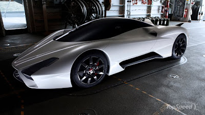 2012 SSC Ultimate Aero II Exterior