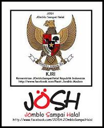 KJRI (Kementrian JOmbloSampaiHalal Republik Indonesia)