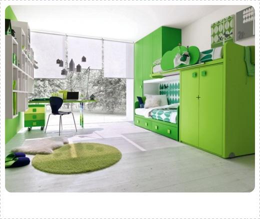 Kamar Tidur Minimalis untuk Anak