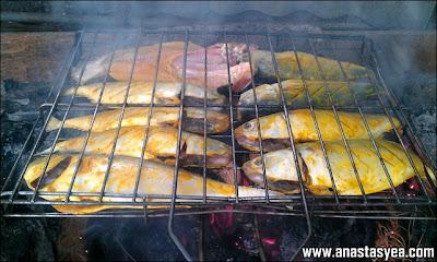 Resepi Ikan Kembung Bakar