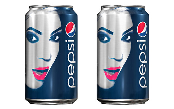 Beyonce cannettes collector Pepsi Cola Superbowl 2013
