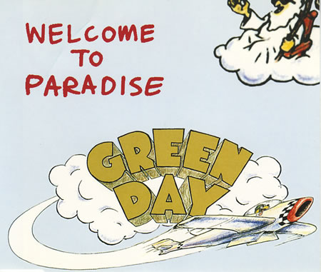 Free Guitar Chords Green Day Wellcome To Paradise Chord Guitar