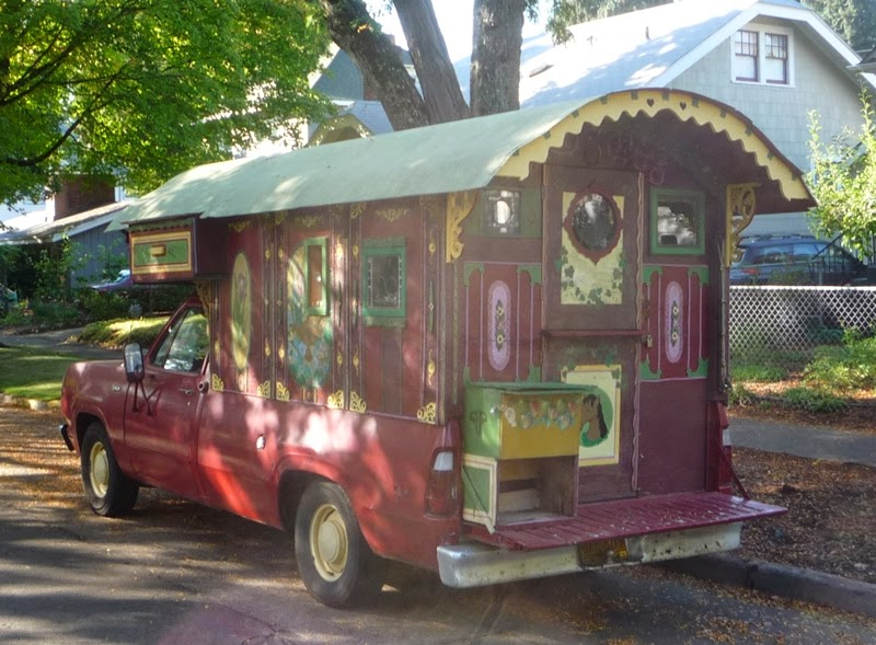 """Gypsy Wagon"