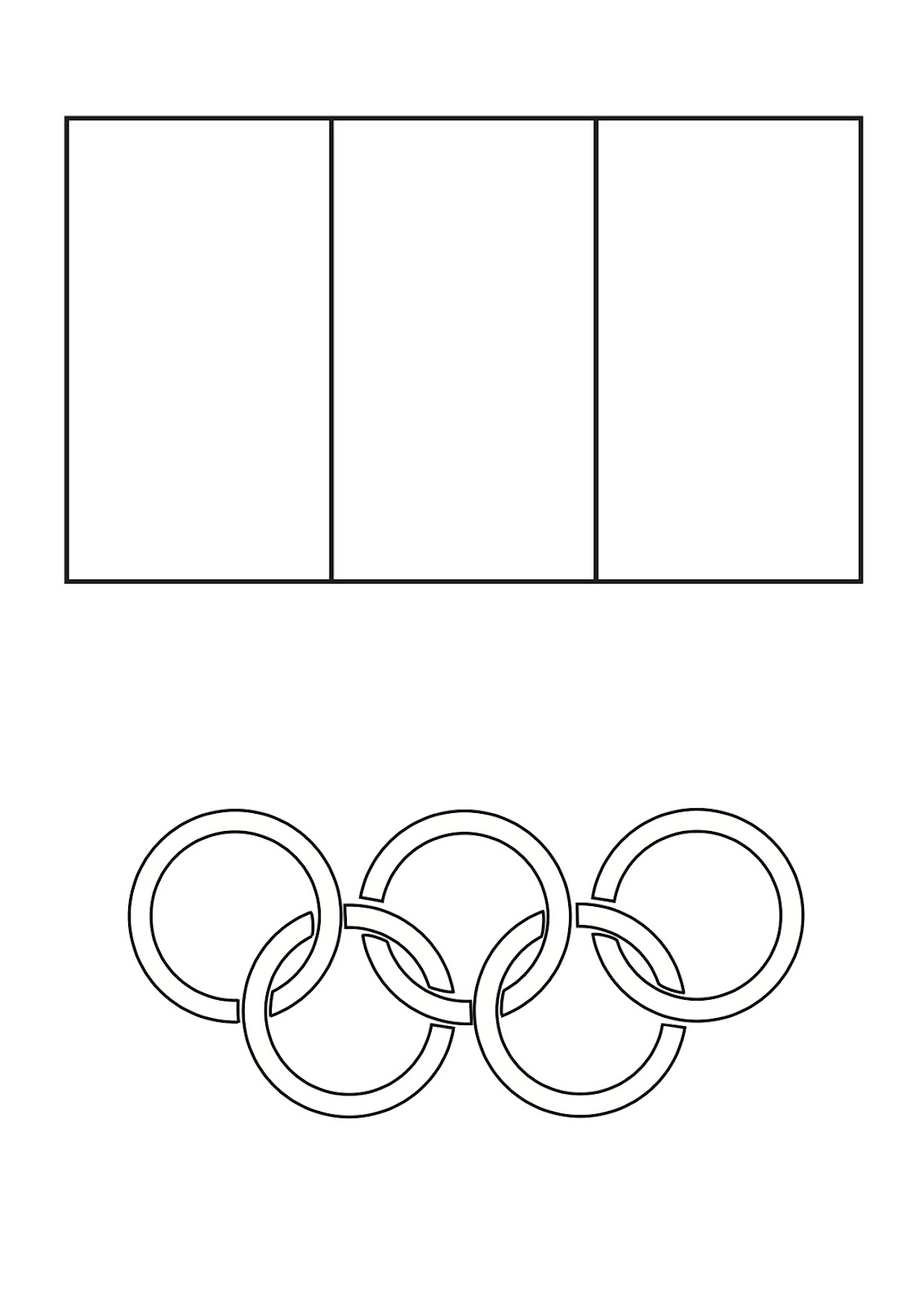 french flag coloring pages - photo#21