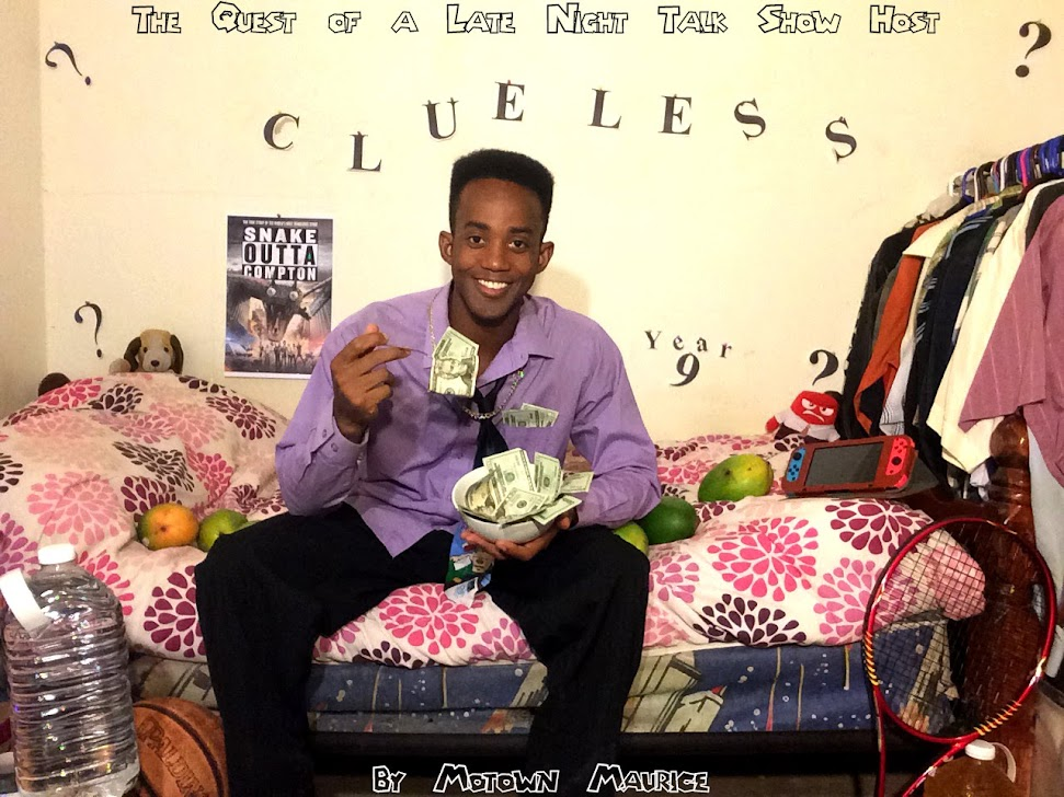 The Quest of a Late Night Talk Show Host by Motown Maurice