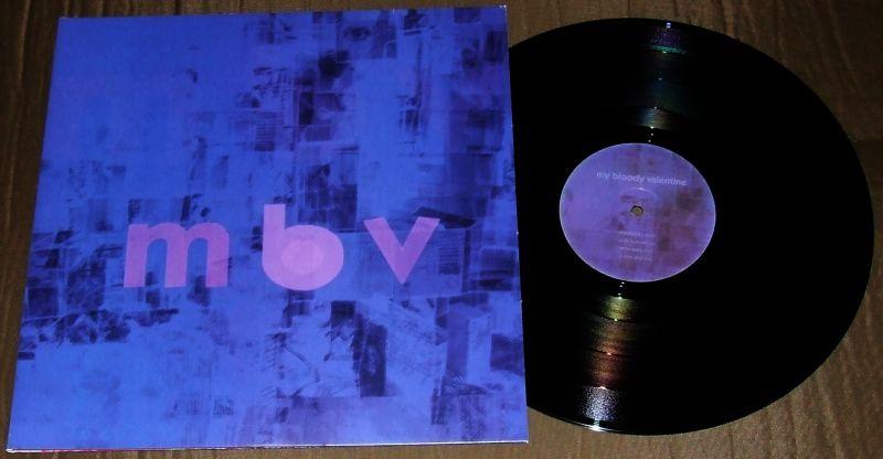 The Fine Vinyl My Bloody Valentine M B V 12 LP