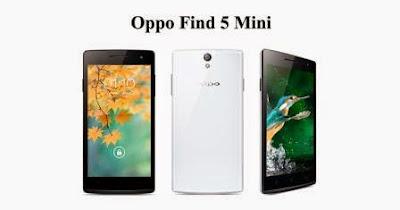 Harga Oppo Find 5 Mini baru, Harga Oppo Find 5 Mini bekas, Spesifikasi Oppo Find 5 Mini
