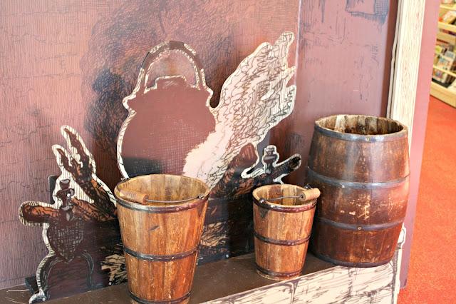 Cinderella's Buckets