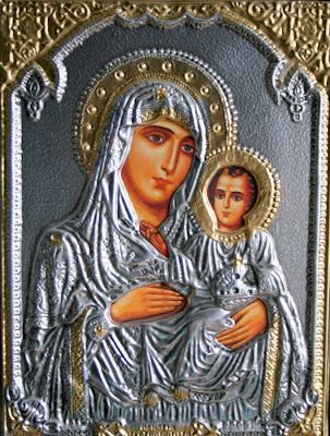 Mother & child icon (Orthodox) :: All Pretty Things