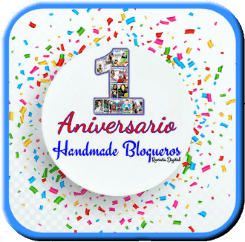 1° Aniversario Handmade blogueros
