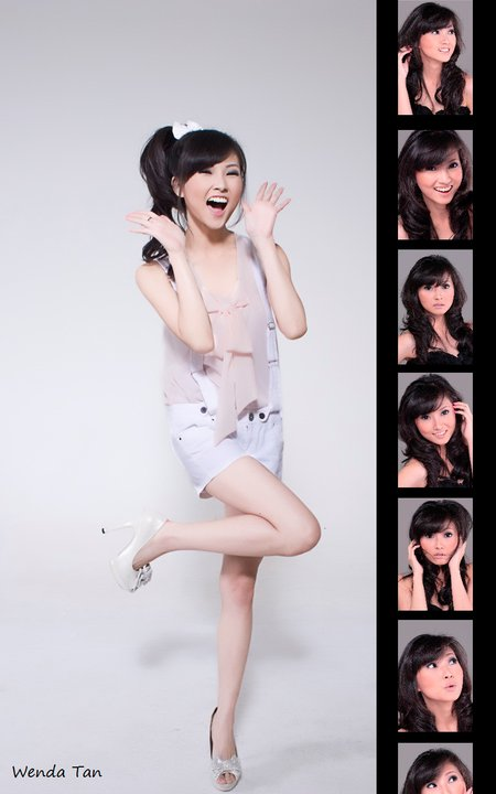 Wenda Cherry Belle Indonesia