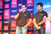 CCL Team Telugu Warriors Dress Launch photos gallery-thumbnail-7