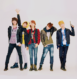 K-Pop Band Shinee