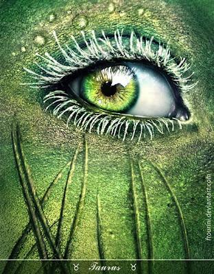 tauro ojo