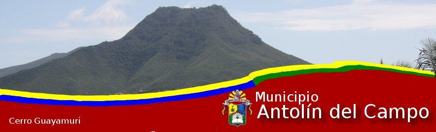PUEBLOS DE ANTOLÍN. Municipio Antolín del Campo