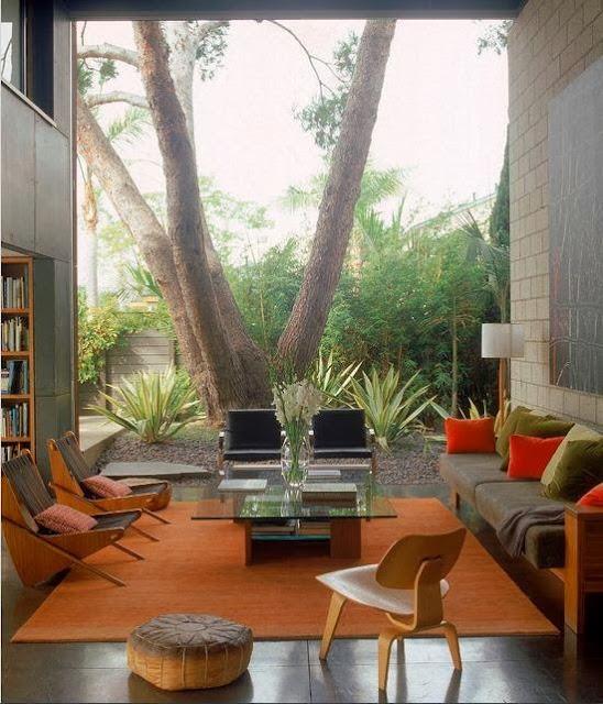 Desain Ruang Tamu Modern 2013