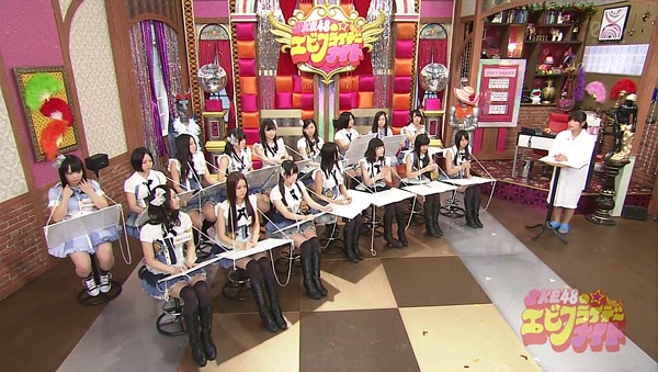 SKE48 no Ebi-Friday Night ep03 [Sub Español]