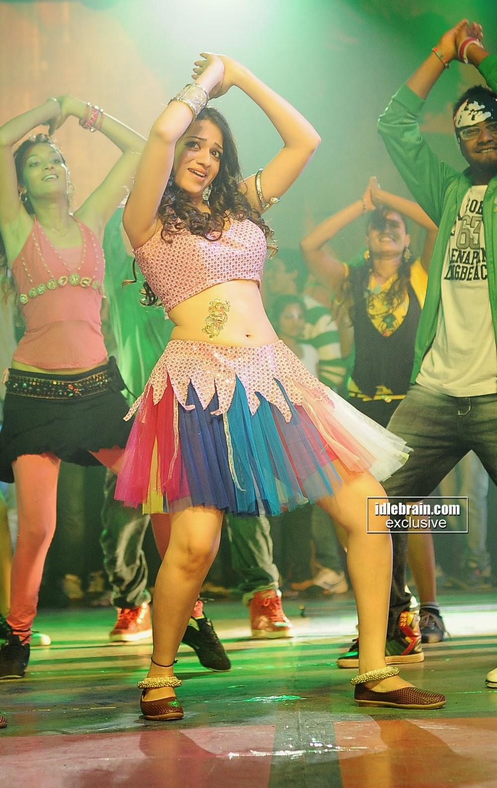 reshma item song
