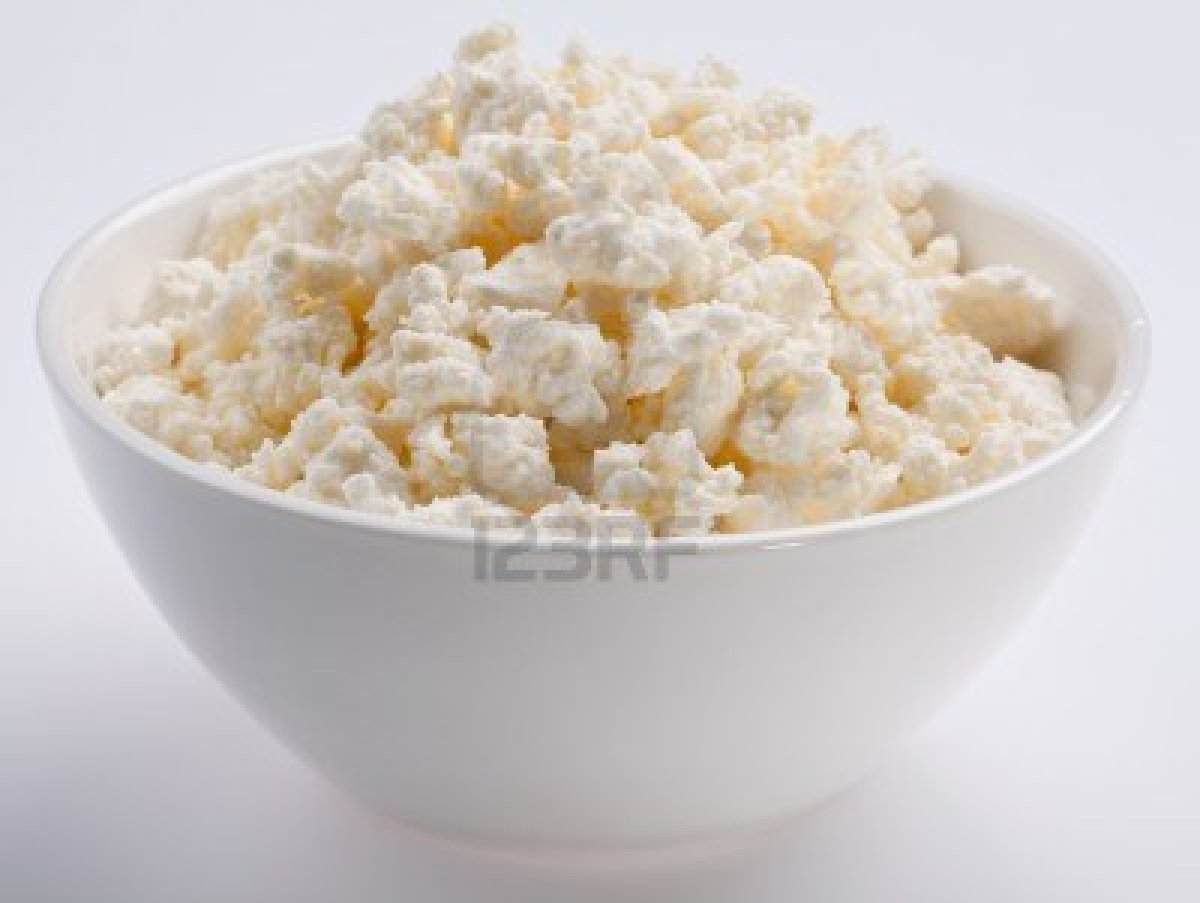 Cooking Quarterbacks: Cottage Cheese before bed?