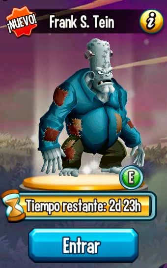 imagen de la tercera mision de la isla halloween de monster legends