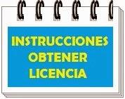 Obtener Licencia