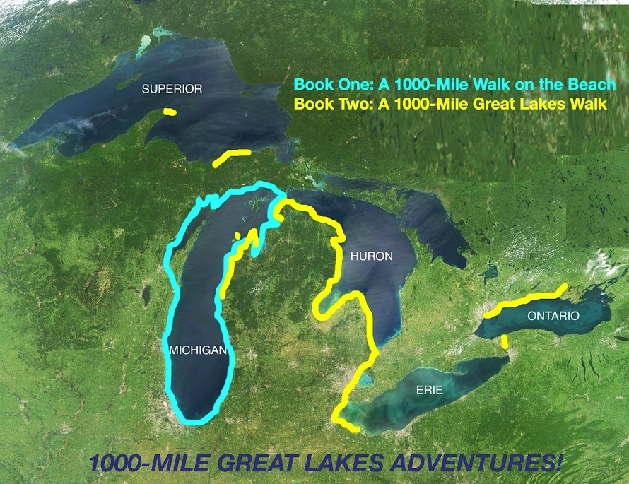 The 1,000-Mile Great Lakes Adventures