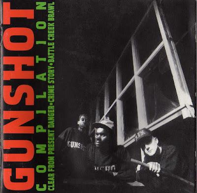 Gunshot - Compilation (1992) (CD) (FLAC + 320 kbps)