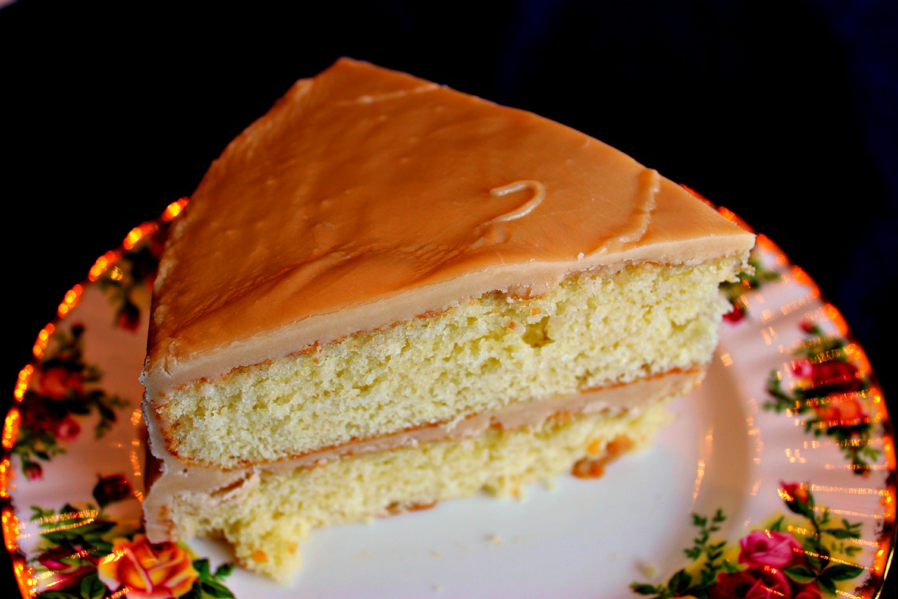 Sweet Tea and Cornbread: Southern Caramel Cake!