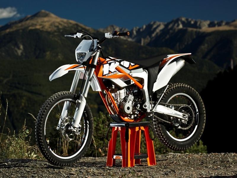 2012 KTM Freeride 350