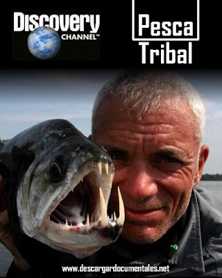 Descargar documental PESCA Tribal Discovery