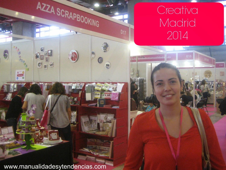 Mi visita a la Feria creativa Madrid 2014