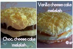 YANG TENGAH HOT!!!!!! CHEESE CAKE MELELEH
