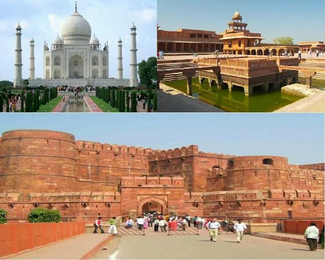 Golden Triangle Tour, Agra