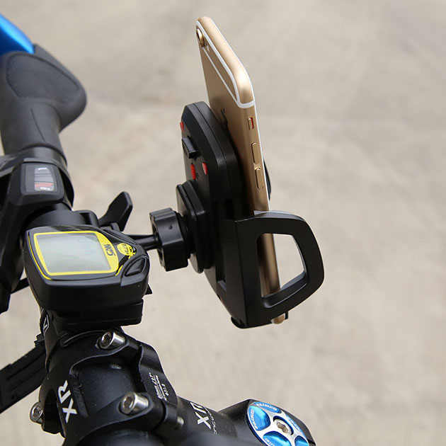 holder จักรยาน สำหรับ iPhone 6 พร้อมส่ง