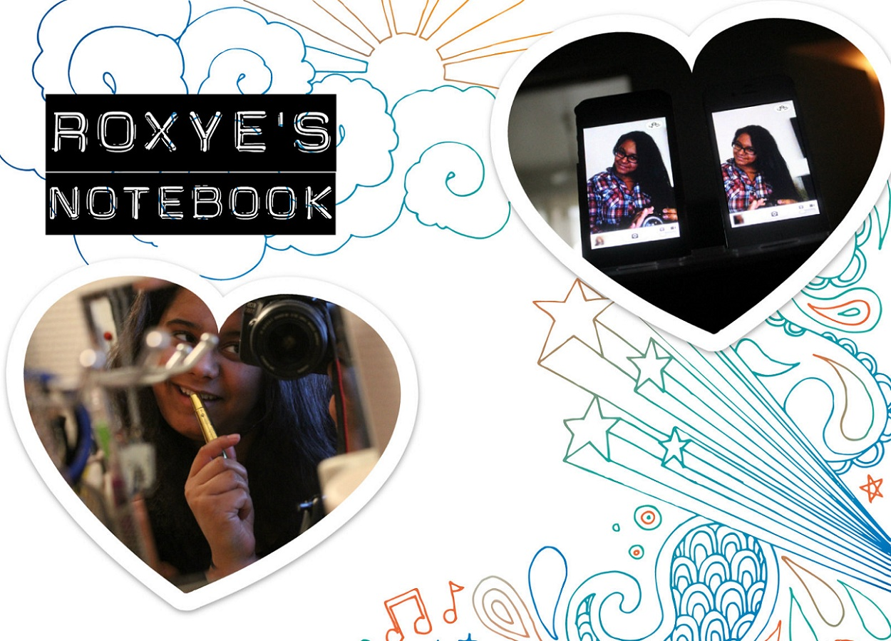 Roxye's Notebook