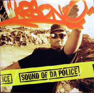 KRS-One – Sound Of Da Police (Promo CDS) (1993) (320 kbps)