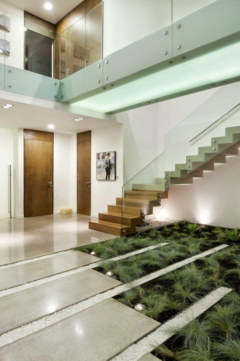 Jardines verticales y jardines interiores for Jardines interiores modernos