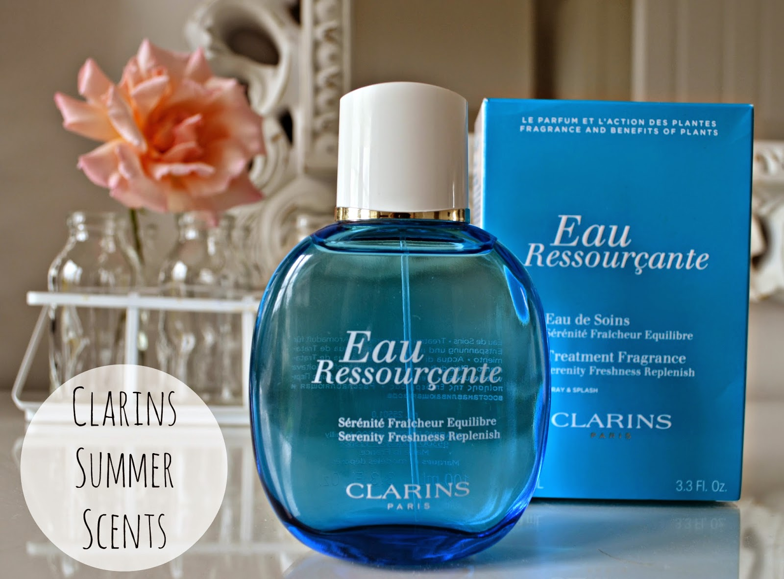 Clarins summer scents