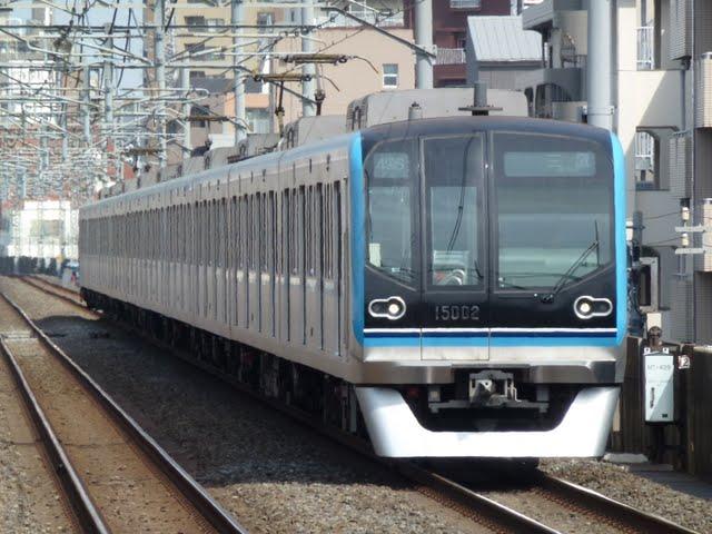 東京メトロ東西線 三鷹行き5 15000系