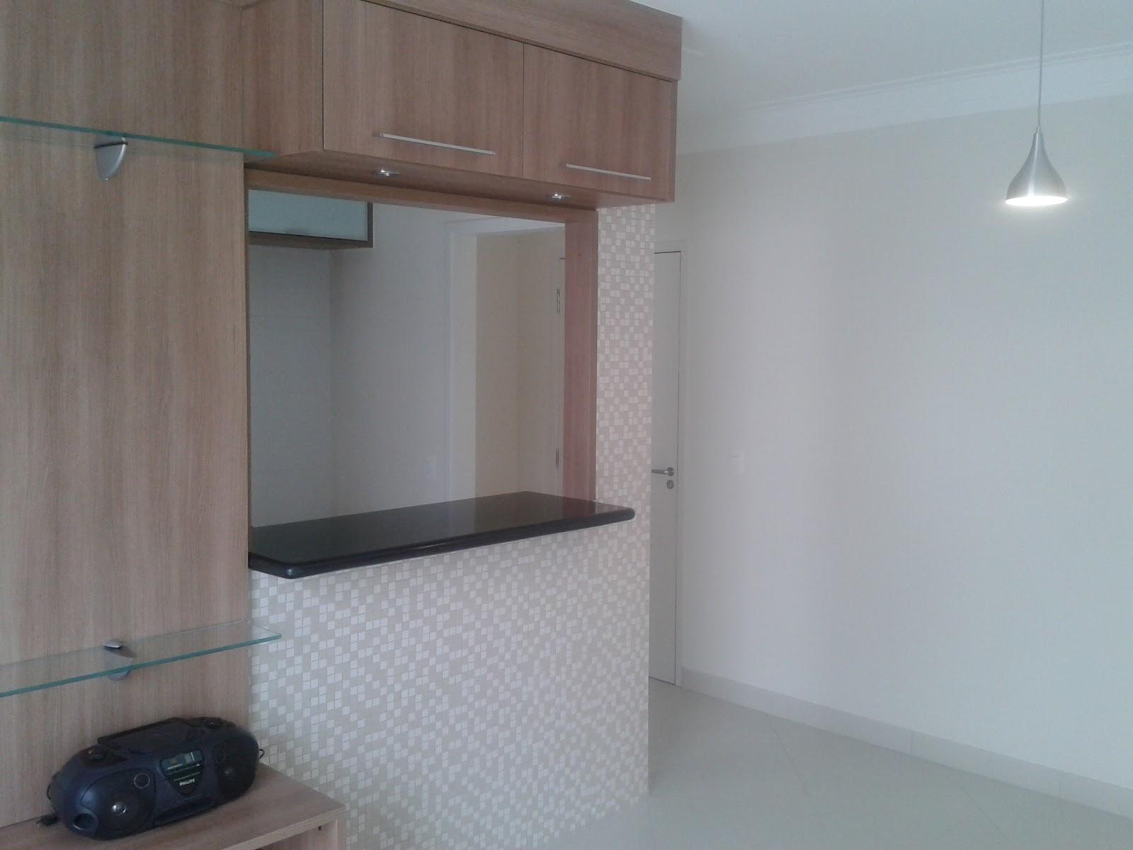 Alteração no projeto abertura entre cozinha e salas integrando os  #5E4E47 1600 1200