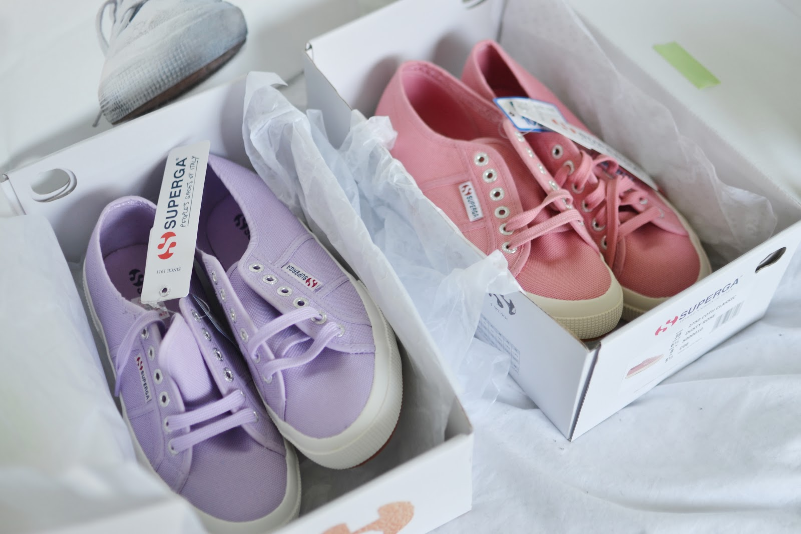 Superga Cotu Classic 2750 Dusty Rose