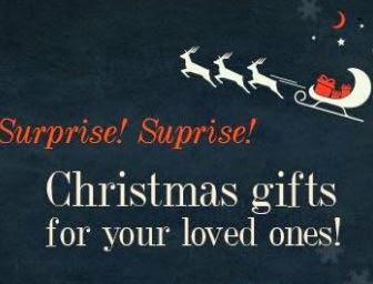 Fabfurnish: Buy Christmas gifts : upto 70% off, Starts at Rs.199