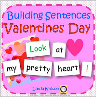 Valentine Fun at the Pocket Chart