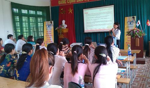Hội thảo giới thiệu Chương trình vừa học vừa làm tại Nhật Bản