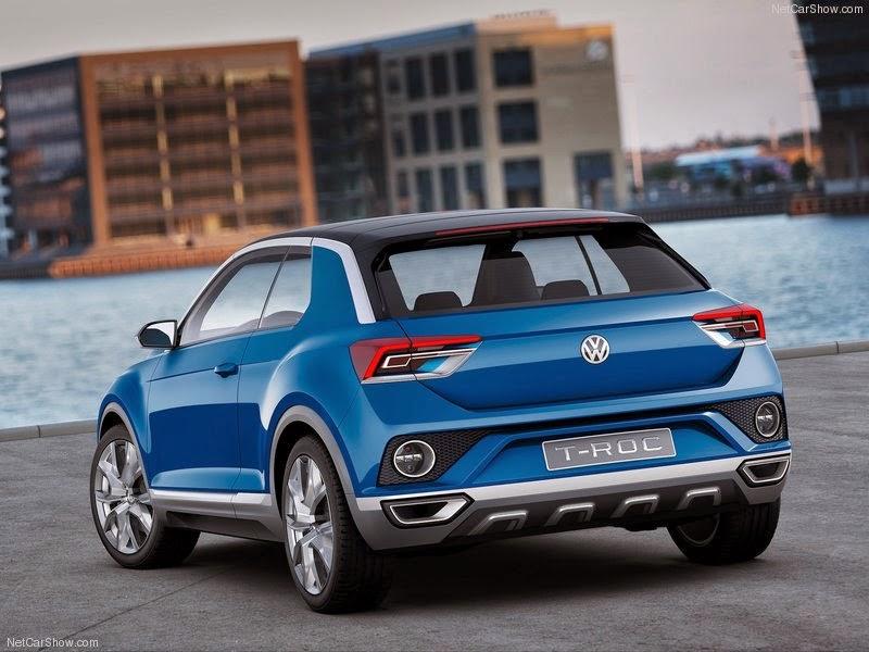 2014 Volkswagen T-Roc Concept